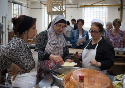 Cuisine : un tremplin pour l'insertion professionnelle des femmes
