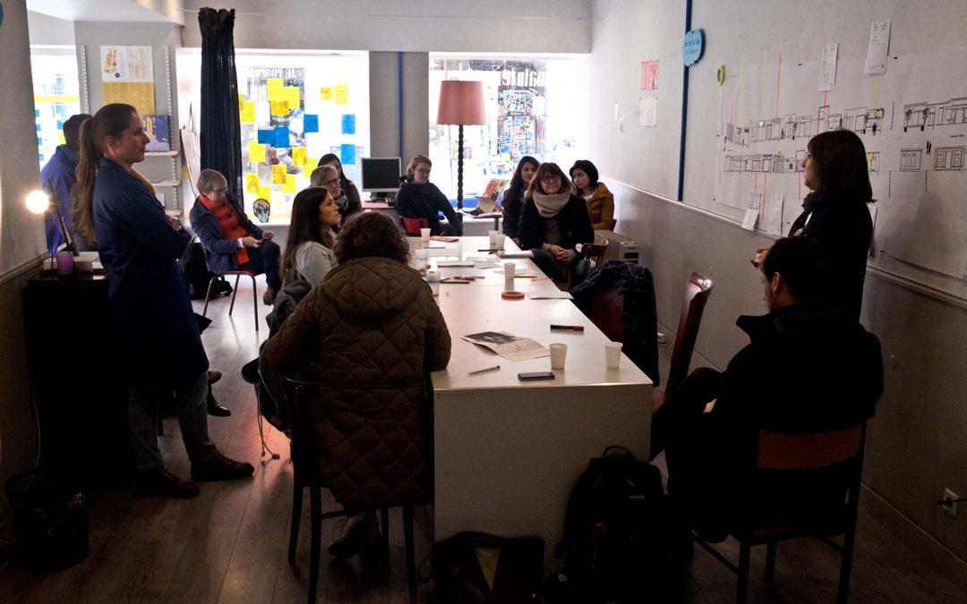 Le Local «Ici-Bientôt» : un projet pour le quartier Beaubrun