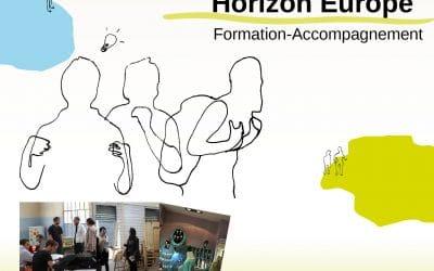 Horizon Europe : les inscriptions pour la promo 4 sont ouvertes !