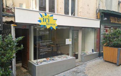 Ici-Bientôt s'installe temporairement 25 rue de la Ville